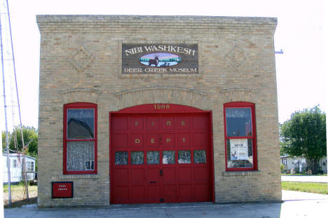 Deer Creek Museum, Deer Creek Minnesota, 2008