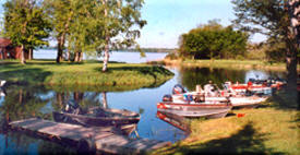 Snug Harbor Resort and Campground, Deer River Minnesota