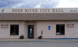 Deer River City Hall, Deer River Minnesota