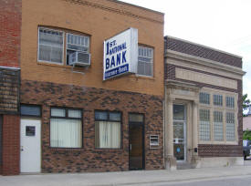 First National Bank, Deer River Minnesota