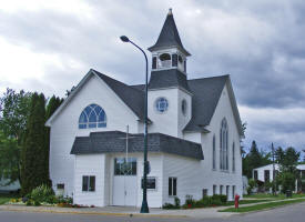 United Methodist Church, Deer River Minnesota