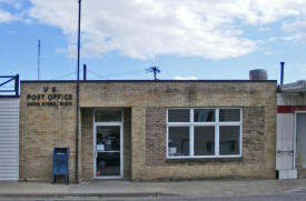 US Post Office, Deer River Minnesota