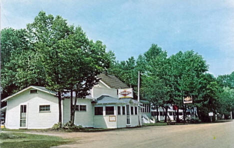 Voigt's Resort, Deer River Minnesota, 1950's