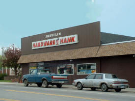 Jurvelin Hardware Hank, Deer River Minnesota