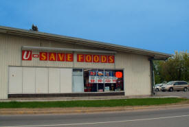 U-Save Foods, Deer River Minnesota