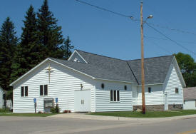 Redeemer Lutheran Church, Deer River Minnesota