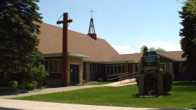 St. Joseph's Catholic Church, Deerwood Minnesota