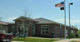 US Post Office, Deerwood Minnesota
