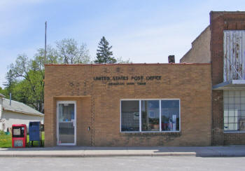 US Post Office, Dennison Minnesota