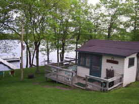 Frank's Lodge and Campground, Dent Minnesota