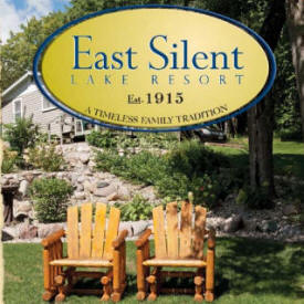 East Silent Lake Resort, Dent Minnesota
