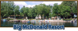 Big McDonald Resort, Dent Minnesota