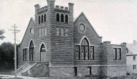 Methodist Episcopal Church, Detroit Lakes Minnesota, 1913