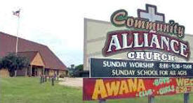 Community Alliance Church, Detroit Lakes Minnesota