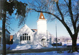 Congregational United Church of Church, Detroit Lakes Minnesota