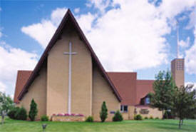 Trinity Lutheran Church, Detroit Lakes Minnesota