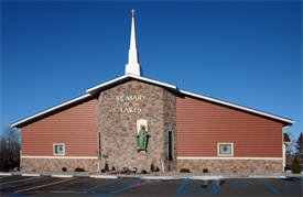 St. Mary of the Lakes Catholic Church, Detroit Lakes Minnesota