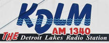 KDLM-AM, Detroit Lakes Minnesota