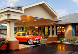 Best Western Holland House Inn, Detroit Lakes Minnesota