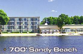 Holiday Inn on the Lake, Detroit Lakes Minnesota