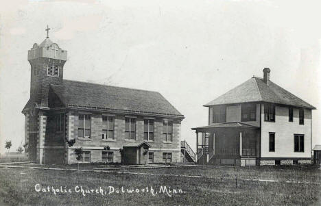 Catholic Church, Dilworth Minnesota, 1917