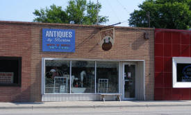 Antiques by Burton, Dilworth Minnesota