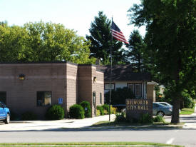 Dilworth City Hall, Dilworth Minnesota