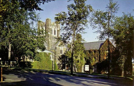 St. Paul's Episcopal Church, Duluth Minnesota, 1970's?