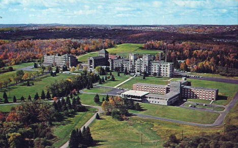 College of St. Scholastica, Duluth Minnesota, 1960's?