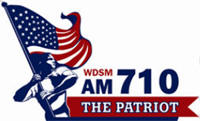 "WDSM-AM - ""The Patriot"" - Duluth Minnesota"