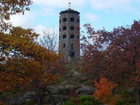 Enger Park and Tower, Duluth Minnesota