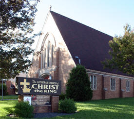 Christ the King Lutheran Church, Duluth Minnesota