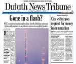 Duluth News-Tribune, Duluth Minnesota