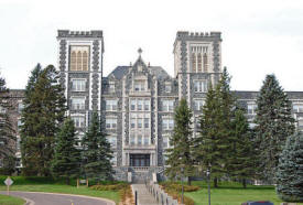 College of St. Scholastica, Duluth Minnesota