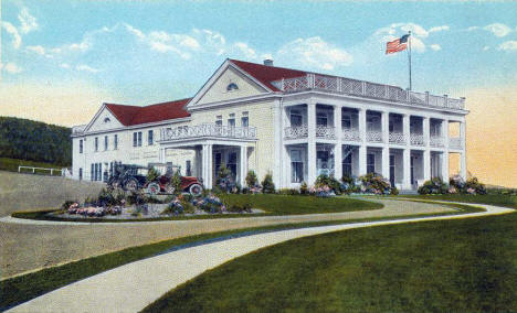 Northland Country Club, Duluth Minnesota, 1920's