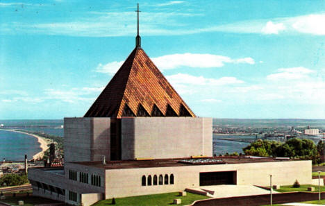First United Methodist Church, Duluth Minnesota, 1970's?