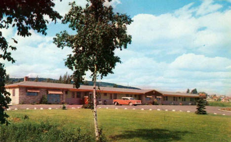 Riverview Motel, Duluth Minnesota, 1950's