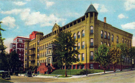 St. Mary's Hospital, Duluth, Minnesota, 1926