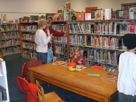 East Central Regional Library, Pine City Minnesota, 2007
