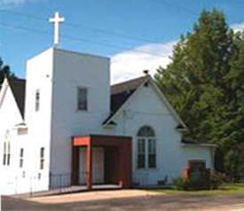 Rose City Evangelical Free Church, Eagle Bend Minnesota
