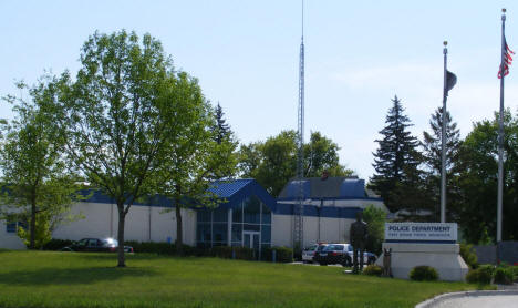 East Grand Forks Police Headquarters, East Grand Forks Minnesota, 2008