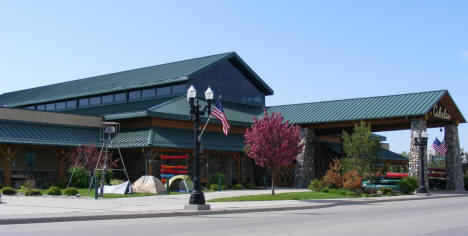 Cabela's, East Grand Forks Minnesota, 2008