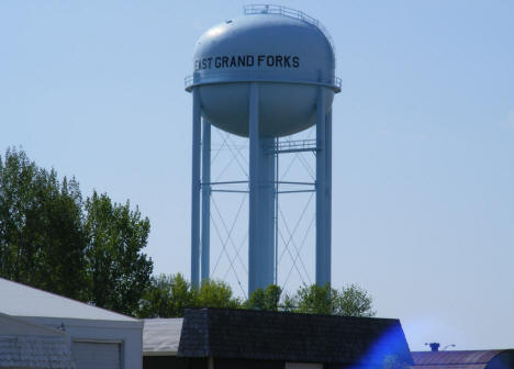 Water Tower, East Grand Forks Minnesota, 2008