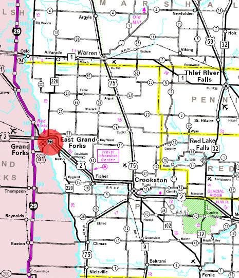 Guide to East Grand Forks Minnesota