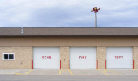Echo Fire Hall, Echo Minnesota