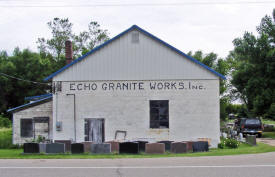 Echo Granite Works, Echo Minnesota