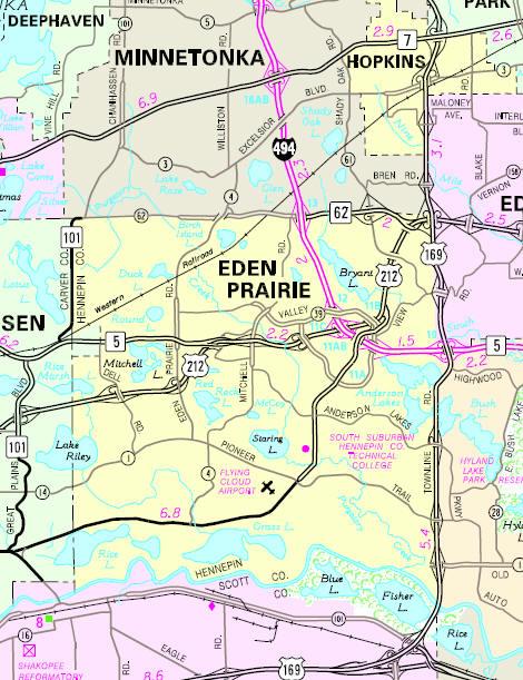 Guide to Eden Prairie Minnesota