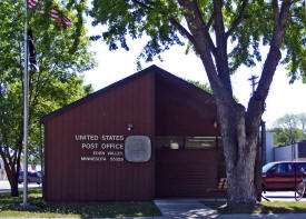 US Post Office, Eden Valley Minnesota