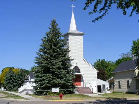 Peace United Church of Christ, Eden Valley Minnesota, 2009