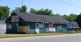 Mike's Bait, Tackle & Off Sale, Eden Valley Minnesota